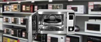 Микроволновки и их покрытие
