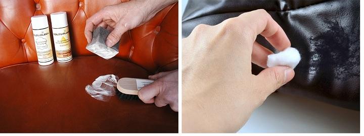 Тест перед чисткой кожи
