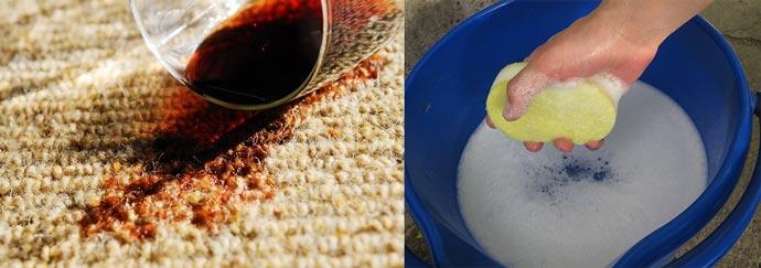 Чистка ковра в домашних условиях сода уксус отзывы 198