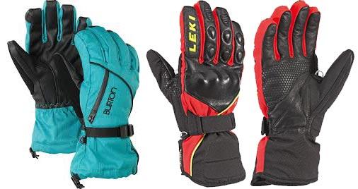 Перчатки для сноуборда
