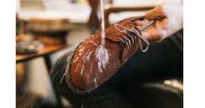 Появление мази для обуви