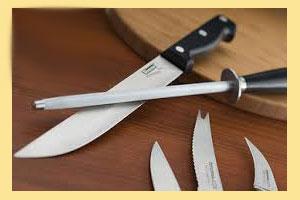 Ножи и мусат