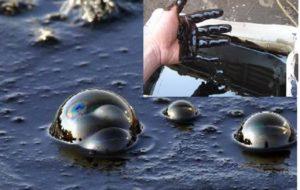 Пузыри от мазута