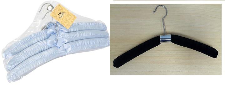 Вешалки для хранения кожаных курток