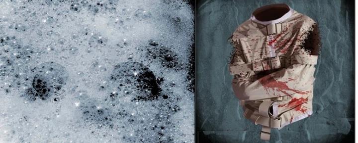 Мыльная вода и куртка кожаная
