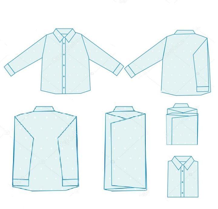 60d296cfcd7fd30 Как правильно сложить рубашку чтобы она не помялась