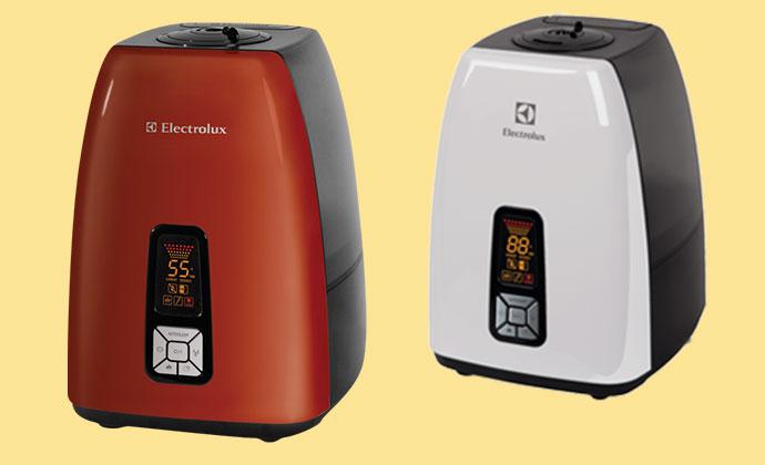увлажнитель Electrolux EHU-5515D