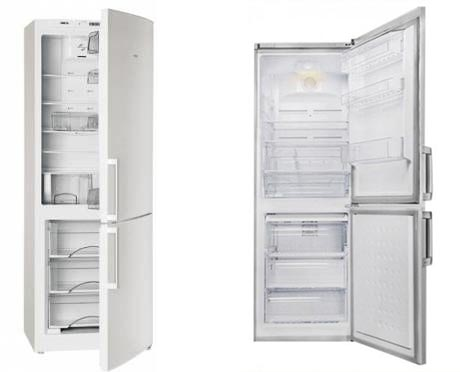 Холодильники Атлант и размораживание