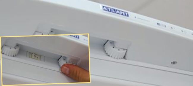 Регулировка температуры холодильника