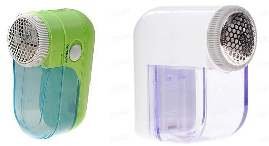 Электические приборы для удаленяи катышков с одежды