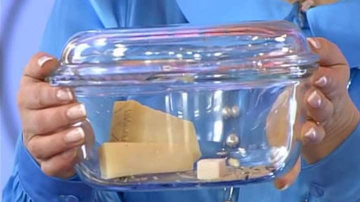 Емкость для хранения сыра