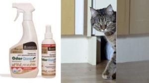Спецсредство от кошачьей мочи