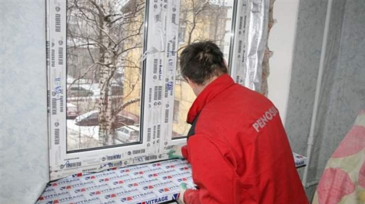 Чем вымыть пластиковые окна