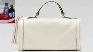 Как почистить белую кожаную сумку: эффективные способы