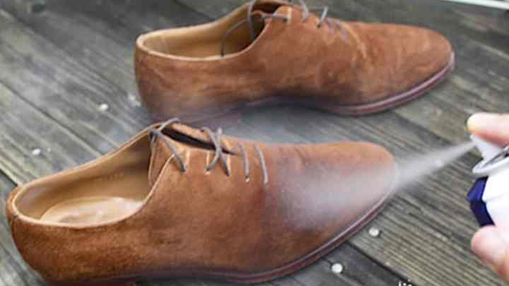 Уход за нубуком чистка обуви в домашних условиях