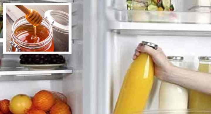 Можно ли мед ставить в холодильник