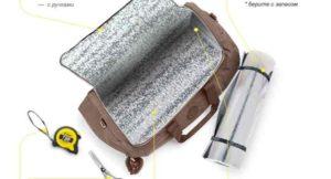 Материал для сумки