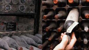 Признаки испорченного вина
