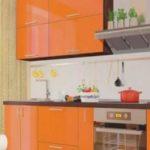 Чистим кухни из пластика