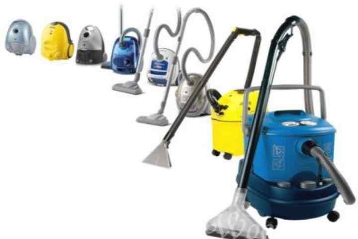 Внешне пылесосы с водяным фильтром мало чем отличаются от мешковых собратьев