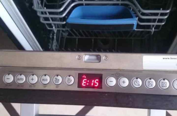 Универсальная инструкция по эксплуатации посудомоечных машин Bosch