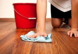 Уход и чистка линолеума в домашних условиях: Обзор +Видео