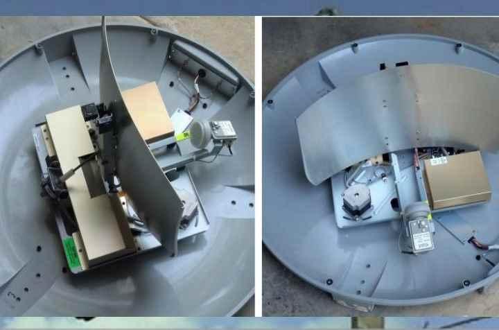 Берём тонкий, не толще 1,5 мм лист оцинкованного железа толщиной 1...1,5 мм