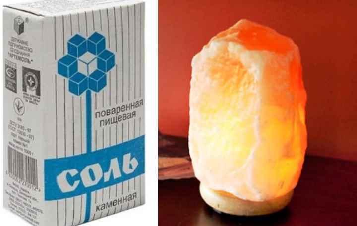 Как сделать соляную лампу в домашних условиях? Инструкция- Обзор Видео