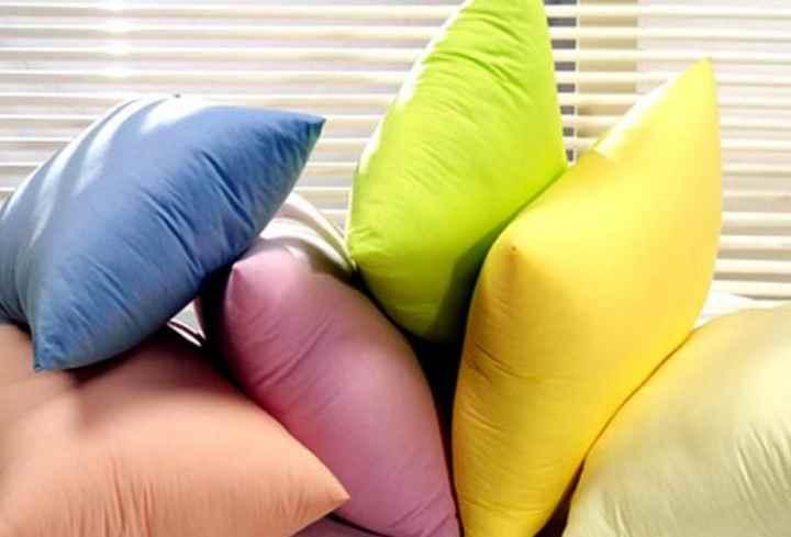 Способы чистки перьевых подушек: Обзор- Советы  Видео