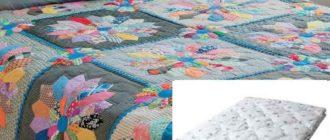 Самой популярным материалом для пошива одеял считается хлопок
