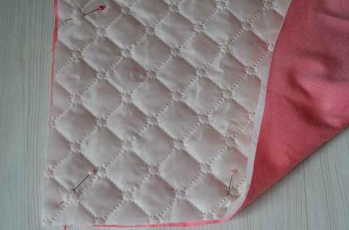 Для наполнителя одеяла используется синтепон