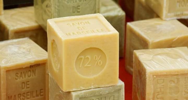 Из чего делают хоз мыло