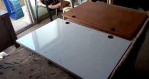 Ламинирование мебели – это процесс нанесения на материал особой пленки или бумаги