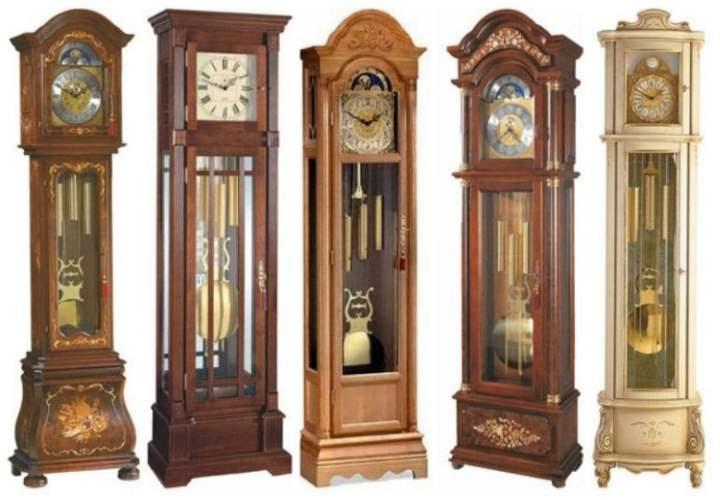 спустя почти сто лет, началось производство часов с передней стеклянной частью
