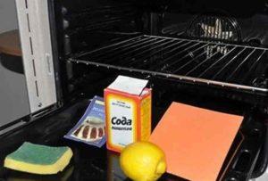Чем почистить плиту от нагара