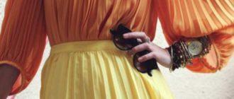 погрузите изделие в таз, юбку требуется постирать сразу, нельзя замачивать