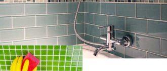 В нашей статье мы расскажем как правильно и чем мыть плитку, и какие инструменты понадобятся?