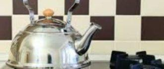 Для посуды, в частности чайника, более действенного и безопасного моющего средства не изобретено