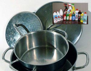 Но при всех своих плюсах изделия из нержавеющей стали нуждаются в ежедневном мытье и уходе.