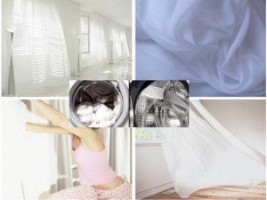 - снять люверсы, металлические крепления, которые могут оставить на ткани пятна ржавчины или повредить ее;