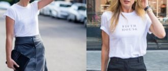 Внимание! Для белых футболок из деликатных тканей такой способ не подходит.