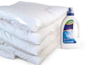 Такие одеяла делают из натуральных материалов, чаще всего хлопка
