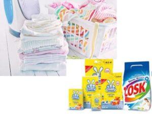 Прежде всего, - это известное всем хозяйственное мыло и детское мыло.
