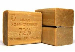 смесь из мыла 72%