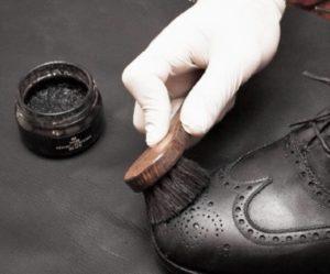 Чтобы наши туфли и другая обувь были в идеальном порядке