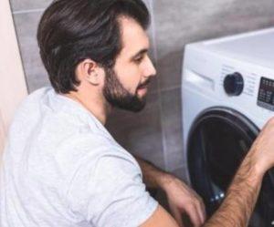 Определившись с местом для стиральной машинки