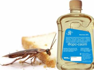 Как действует «Форсайт» на насекомых