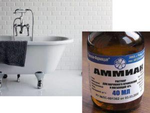Мыльный осадок - появляется при пользовании шампунями