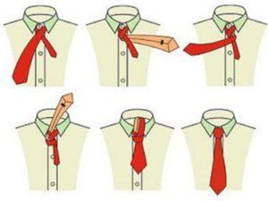Тонкие галстуки является завершающим элементом в создании образа