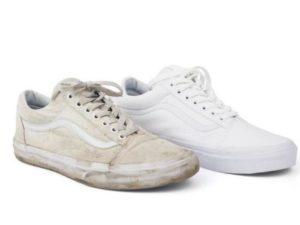 Как ухаживать за белой кожаной обувью в домашних условиях
